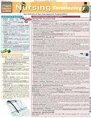 Nursing Terminology Laminated Reference Guides (Academic)