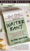 Waiter Rant: Thanks for the Tip - Confessions of a Cynical Waiter - Waiter