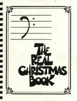 The Real Christmas Book: Bass Clef Edition
