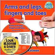 Arms and Legs, Fingers and Toes - CD + Hc Book - Package