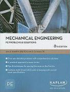 Mechanical Engineering PE Problems & Solutions - Hamelink, Jerry; Constance, John D.