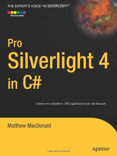 Pro Silverlight 4 in C# - Matthew MacDonald