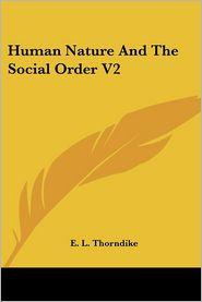 Human Nature and the Social Order V2