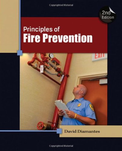 Principles of Fire Prevention - David Diamantes