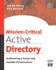 Mission-Critical Active Directory