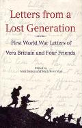 Letters from a Lost Generation Letters from a Lost Generation Letters from a Lost Generation Letters from a Lost Generation Letters from A L: First Wo