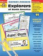 History Pockets, Explorers of North America