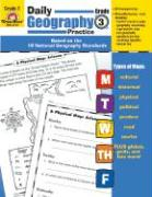 Daily Geography Practice: Grade 1