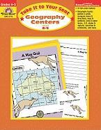 Geography Centers, Grades 4-5