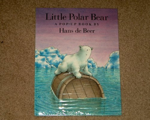 Little Polar Bear: A Pop-Up Book - Hans de Beer
