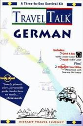 Traveltalk German [With 250+ Page Phrasebook and Two-Way Dictionary]