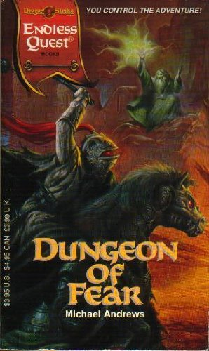 Dungeon of Fear (Endless Quest) - Michael Andrews