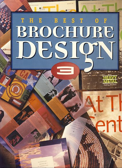 The Best of Brochure Design 3. - -