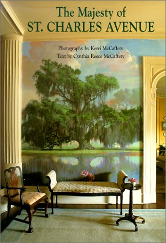 Majesty of St. Charles Avenue, The (Majesty Series) - Kerri McCaffety