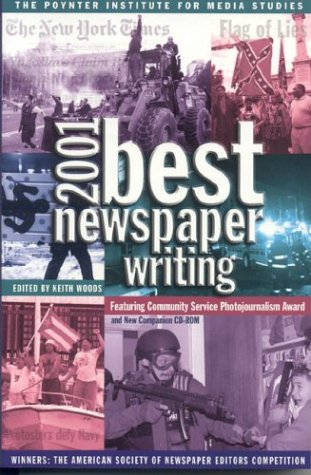 Best Newspaper Writing 2001 - Keith Woods