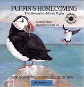 Puffin's Homecoming: A Story of an Atlantic Puffin
