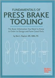 Fundamentals of Press Brake Tooling