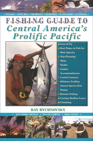 CENTRAL AMERICA'S PROLIFIC PACIFIC. - Rychnovsky (Ray).