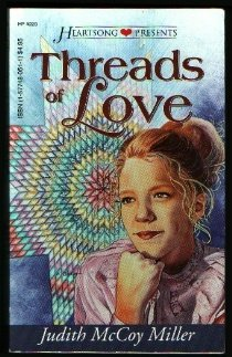 Threads of Love - Judith McCoy-Miller