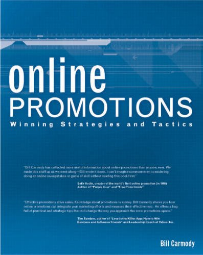 Online Promotions: Winning Strategies and Tactics - Bill Carmody