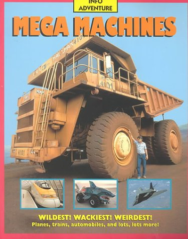 Mega Machines - Robert Nicholson; Claire Watts
