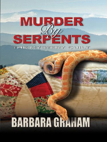 Murder by Serpents (Five Star First Edition Mystery) - Barbara Graham