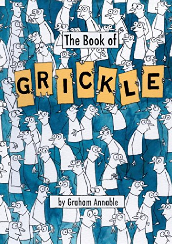 The Book of Grickle - Graham Annable