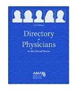 Directory of Physicians in the United States: Four Volume Set