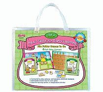 Basic Skills for Early Learning Set 2 File Folder Games to Go - Inkers, Dj