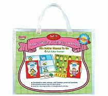 Basic Skills for Early Learning Set 4 File Folder Games to Go - Inkers, Dj