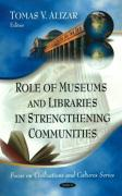 Role of Museums and Libraries in Strengthening Communities - Alizar, Tomas V.