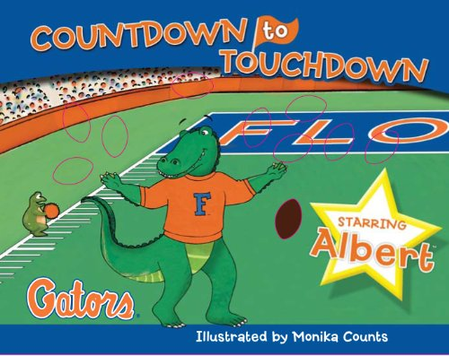 Florida Countdown to Touchdown - Piggy Toes Press
