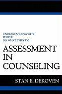 Assessment in Counseling - Dekoven, Stan