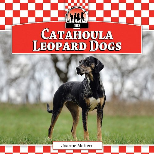 Catahoula Leopard Dogs (Checkerboard Animal Library: Dogs) - Joanne Mattern