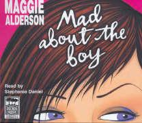 Mad about the Boy - Alderson, Maggie