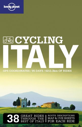 Lonely Planet Cycling Italy - Ellee Thalheimer