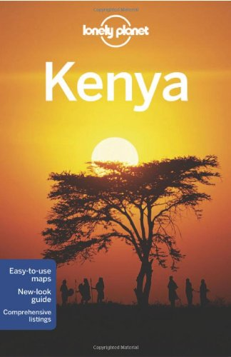 Lonely Planet Kenya 8th Ed.: 8th Edition - Lonely Planet; Anthony Ham; Stuart Butler; Dean Starnes