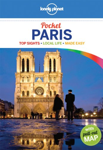 Lonely Planet Pocket Paris 3rd Ed.: 3rd Edition - Lonely Planet; Catherine Le Nevez