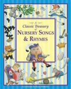 Trace Moroney's A Classic Treasury of Nursery Songs and Rhym - Moroney, Trace