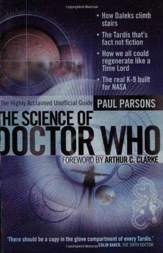 Science of Doctor Who - Paul Parsons