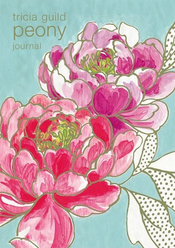 Tricia Guild Peony Journal - Quadrille Publishing