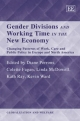 Gender Divisions And Working Time in the New Economy.