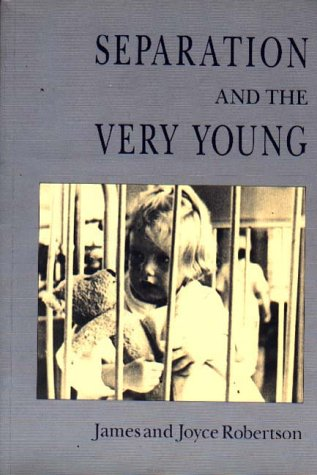 Separation and the Very Young - James Robertson