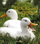 Choosing and Keeping Ducks and Geese - Wright, Liz