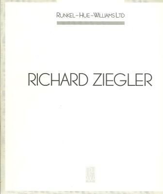 Richard Ziegler: Pastels and Drawings 1922-35 [ 31 October 1991 - 31 January 1992 ] - Taylor, John Russell [ Introduction ]