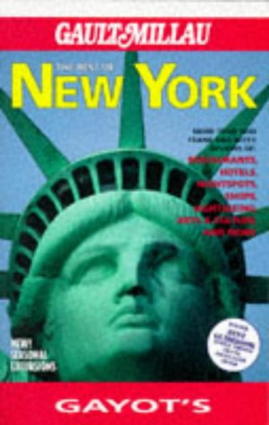 The Best of New York (The Best of ...) - Andre Gayot; Sharon Boorstin; Edward Guiliano