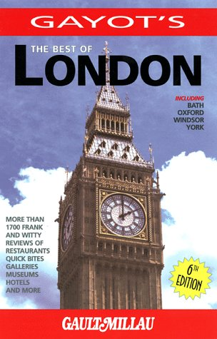 The Best of London - Andre Gayot