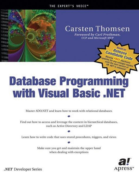 Database Programming with Visual Basic .NET. - Thomsen, C. Torben
