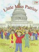 Little Miss Patriot - Barnes, Peter W.