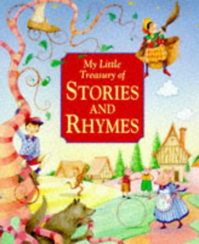 My Little Treasury of Stories and Rhymes - Nicola Baxter